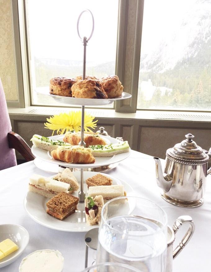 Tea Time Fairmont